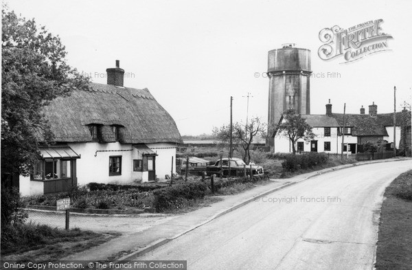 Photo of Wimbish, Thatch Holme c.1960