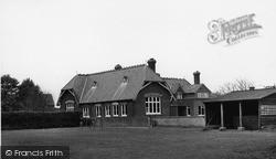 The School c.1960, Wimbish