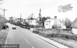 The Village c.1960, Wimbish