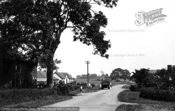 Wimbish, the Village Shop c1950.  (Neg. W197007)  © Copyright The Francis Frith Collection 2005. http://www.frithphotos.com