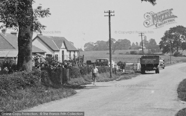 Photo of Wimbish, The Village Shop c.1950