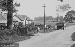 The Village Shop c.1950, Wimbish