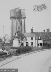 Water Tower c.1960, Wimbish