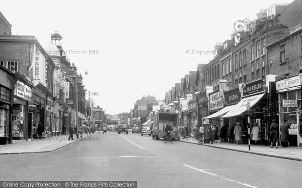 Photo of Wimbledon, c.1960