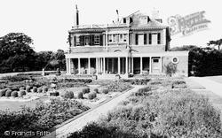 Cannizaro House c.1960, Wimbledon