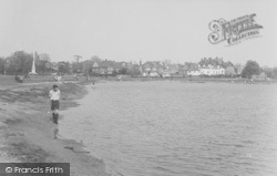 Common, The Pond c.1955, Wimbledon