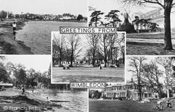 Composite c.1955, Wimbledon