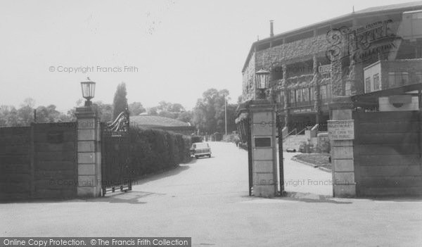 Photo of Wimbledon, Entrance To The Centre Court 1961