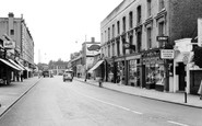Wimbledon, High Street 1959