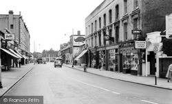 Wimbledon, High Street 1959