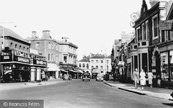 High Street c.1955, Wimbledon