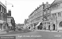 Wimbledon, High Street c.1960