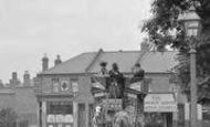 Wimbledon, Horse Bus In Garratt Lane 1900