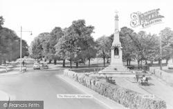 Wimbledon, Memorial c.1955