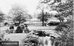 Park, Rock Gardens c.1955, Wimbledon