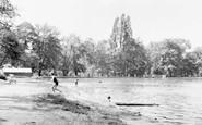 Wimbledon, Queensmere, The Common c.1955