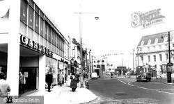 Wimbledon, The Broadway c.1965