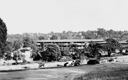 Wimbledon, The Centre Court, The Park 1950