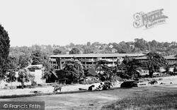 The Centre Court, The Park 1950, Wimbledon