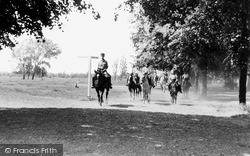 The Horse Walk, The Common c.1955, Wimbledon