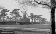 Wimbledon, The Windmill c.1955