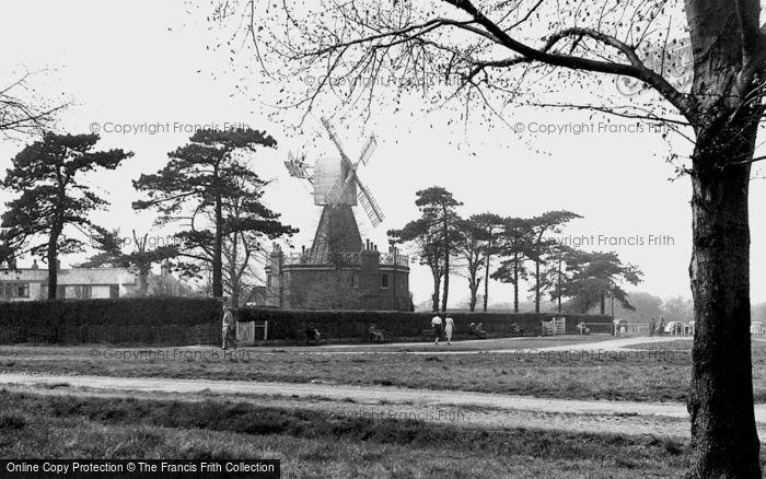 Wimbledon,Windmill c1955,Greater London