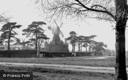 The Windmill c.1955, Wimbledon