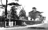 Wimbledon, The Windmill, The Common c.1955