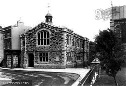 Wimborne, Church House 1908, Wimborne Minster