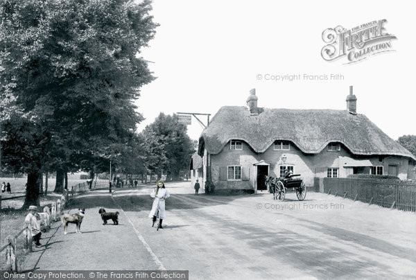 Photo of Wimborne, Coach And Horses 1908