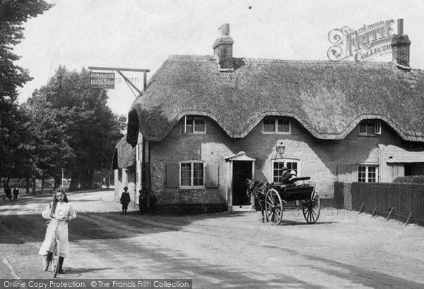 Photo of Wimborne, Coach And Horses 1908