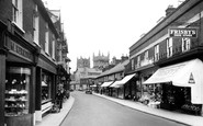 Wimborne, East Street 1936