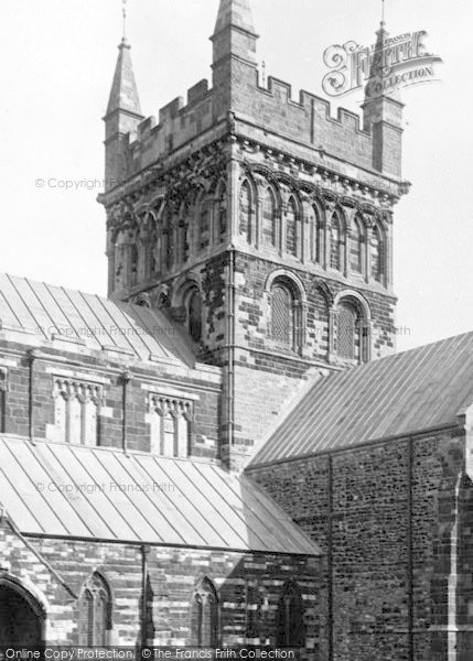 Photo of Wimborne, Minster 1891
