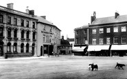 Wimborne, Square 1904