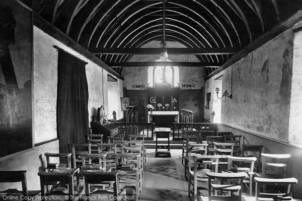 Photo of Wimborne, St Margaret's Chapel 1923