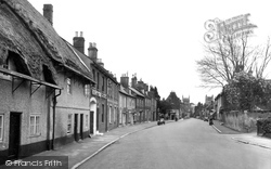 Wimborne, West Borough 1936, Wimborne Minster