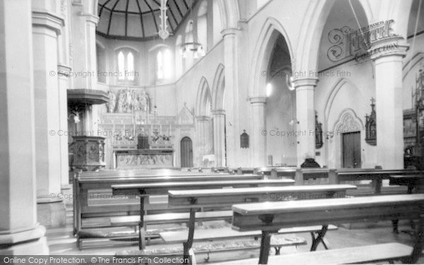 Photo of Wincanton, Catholic Church Of St Luke And St Teresa c.1960