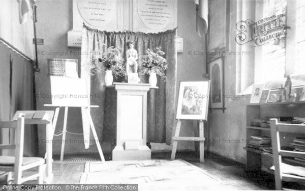 Photo of Wincanton, Children's Corner, Parish Church Of St Peter And St Paul c.1960