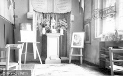 Wincanton, Children's Corner, Parish Church Of St Peter And St Paul c.1960