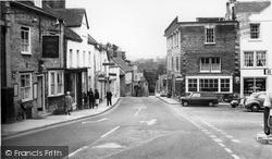 Wincanton, Church Street c.1960
