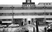 Wincanton, Cow and Gate Factory c1960