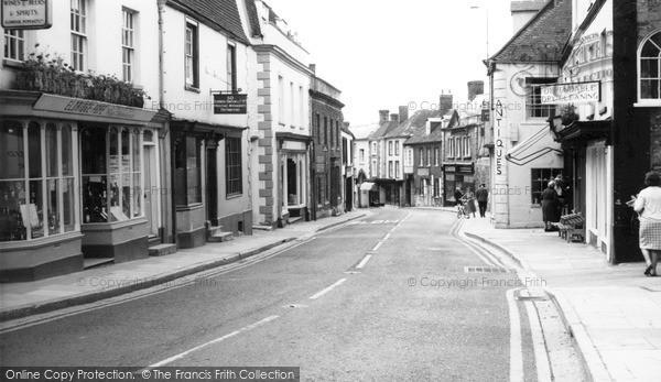 Photo of Wincanton, High Street c.1960