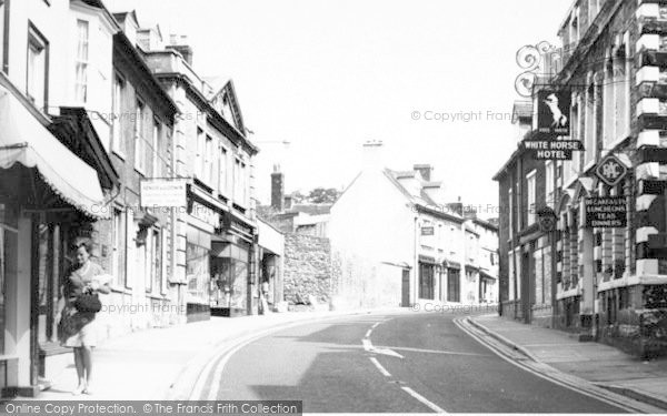 Photo of Wincanton, High Street c.1960