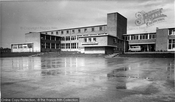 Photo of Wincanton, King Arthur's Secondary School c.1960