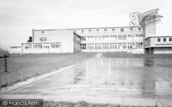 King Arthur's Secondary School c.1960, Wincanton