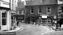 Wincanton, Market Place c.1960