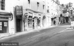 Wincanton, Market Place c.1965