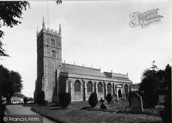 Wincanton, Parish Church c.1955