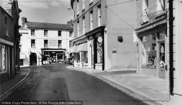 Photo of Wincanton, South Street c.1960