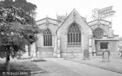 Wincanton, St Peter And St Paul Church c.1960